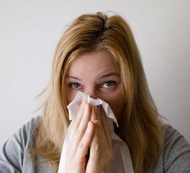woman-with-allergy